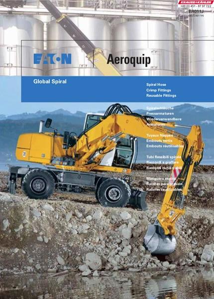 PDF Katalog Eaton Aeroquip - EA011J